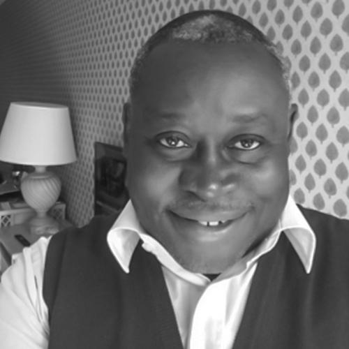 John Baptist Onama <br> <em>Presidente</em>